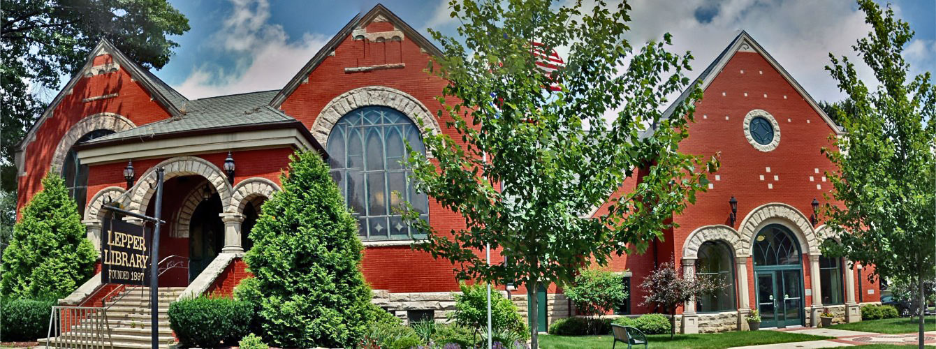 Lepper Library | Founded 1897