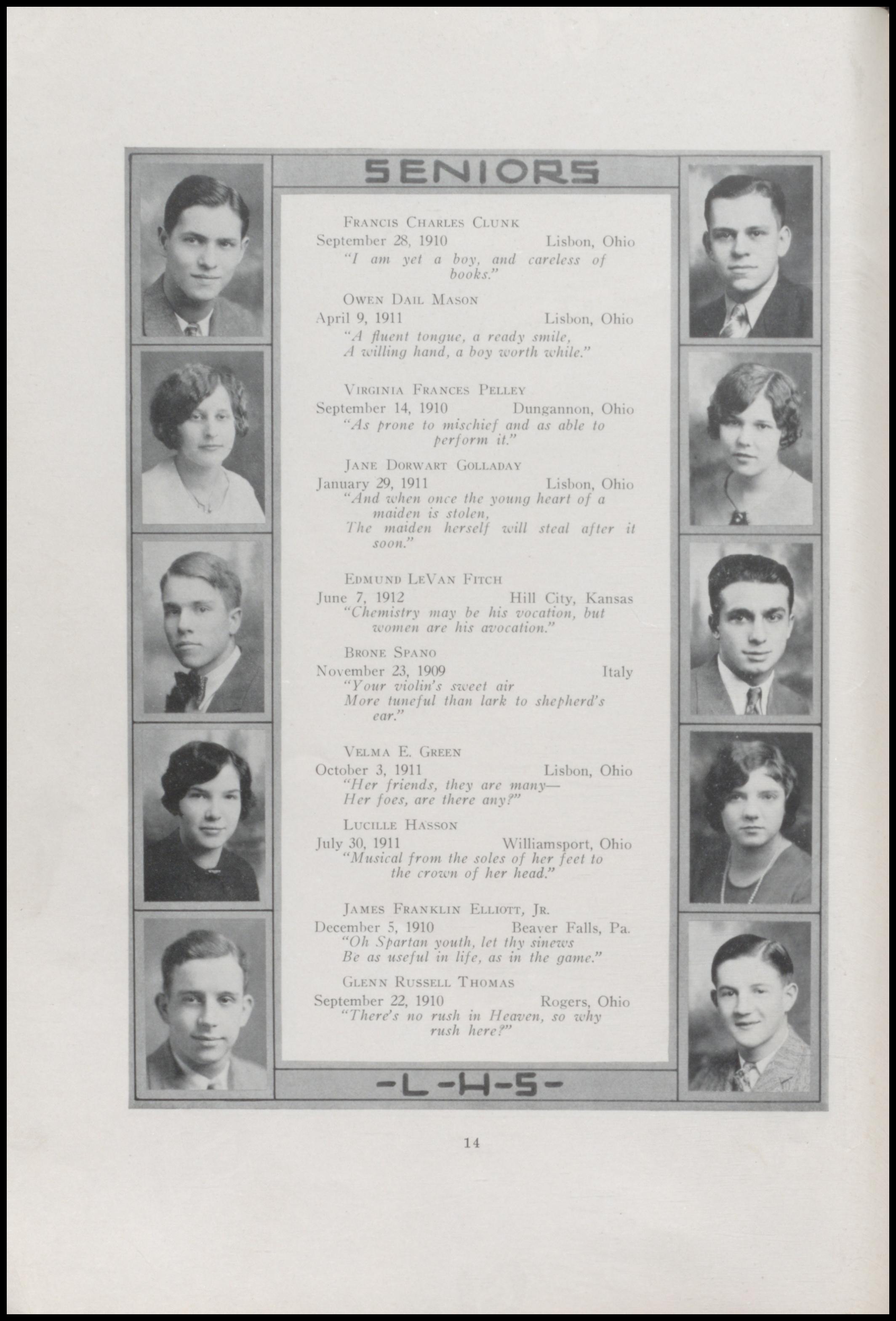 1929 Olympian