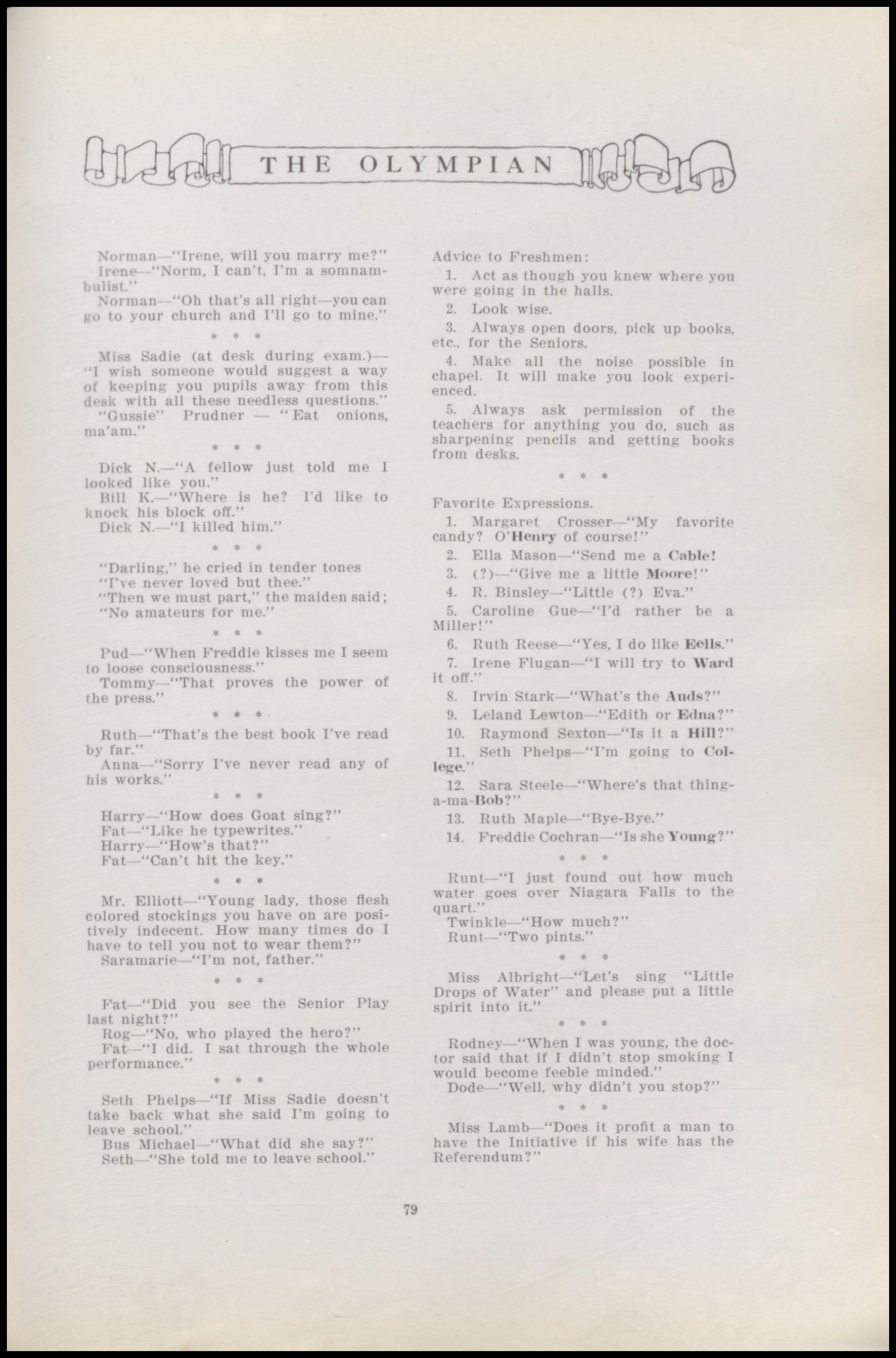 1926 Olympian