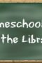 Homeschooling Group – Wednesday, October 25 at 2:00 pm