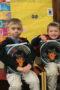 Isaac and Aaron Hall Read 1000 Books!