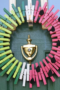 Virtual Monthly Craft – Watermelon Clothespin Wreath – Monday, August 17 at 4:00 pm