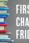 First Chapter Friday – Fridays on Facebook at 9:00 am